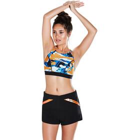 speedo Stormza Bikini Damer orange/blå